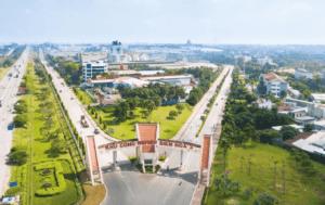 KCN AGTEX Long Binh