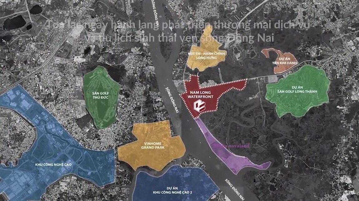 Liet ket ha tang bien hoa new city