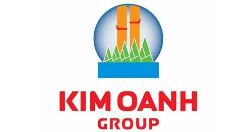 Logo kim oanh group