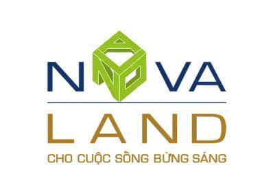 Logo novaland. Png bdsreal