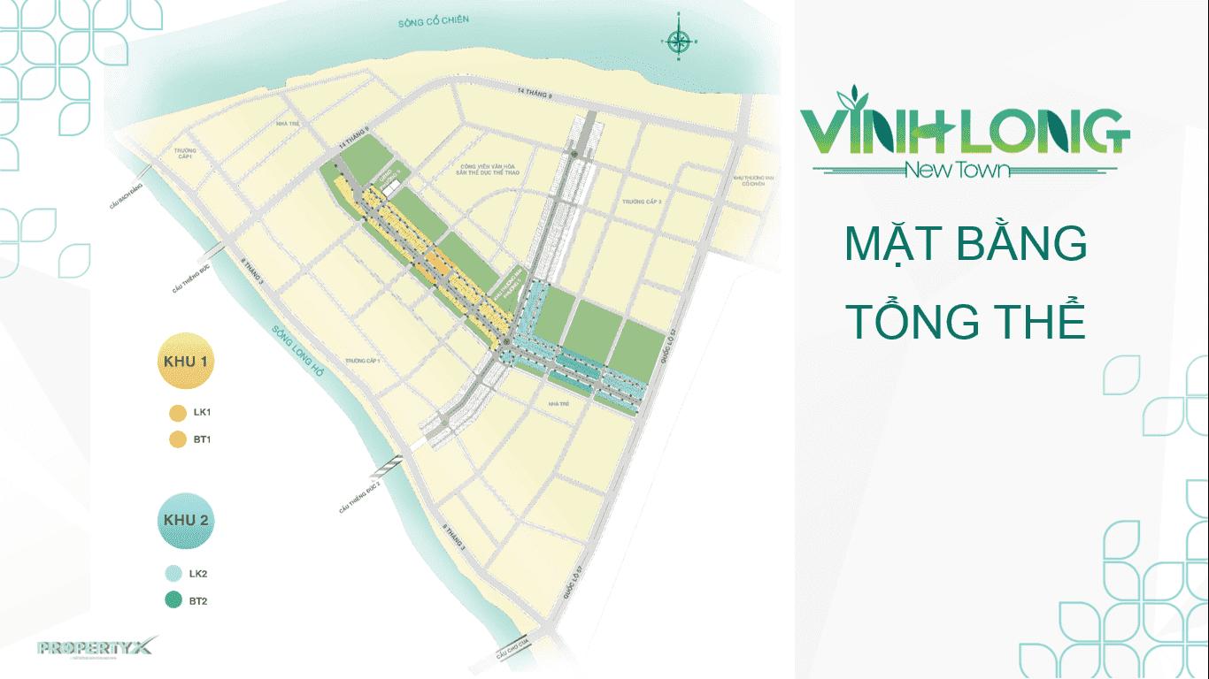 Mat bang tong the du an vinh long new town bdsreal. Com 1
