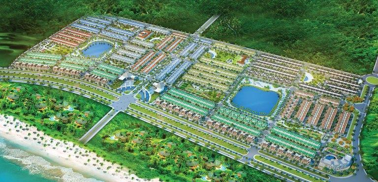 Phoi canh golden bay cam ranh bdsreal. Com