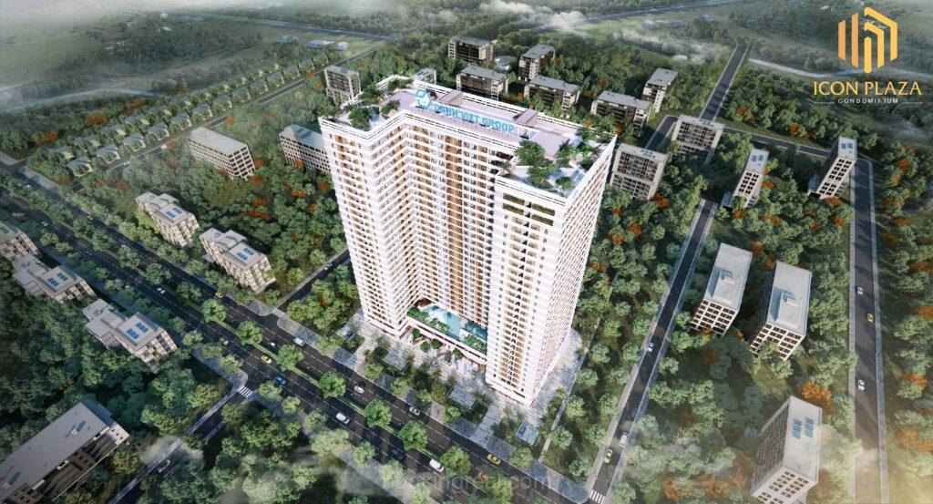 Icon plaza danh viet group