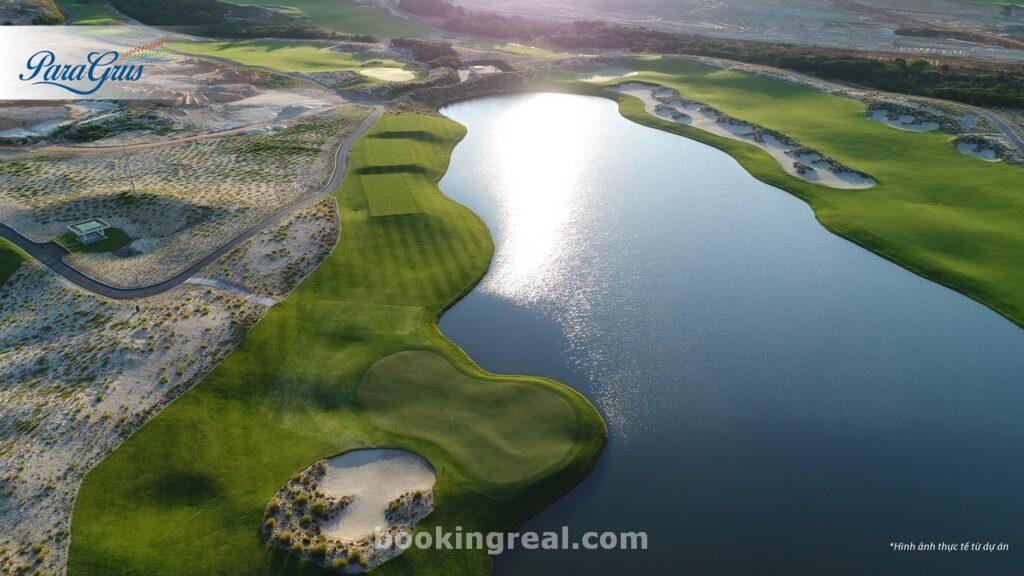 Kn paradise- hồ điều hòa nước ngọt trung tâm