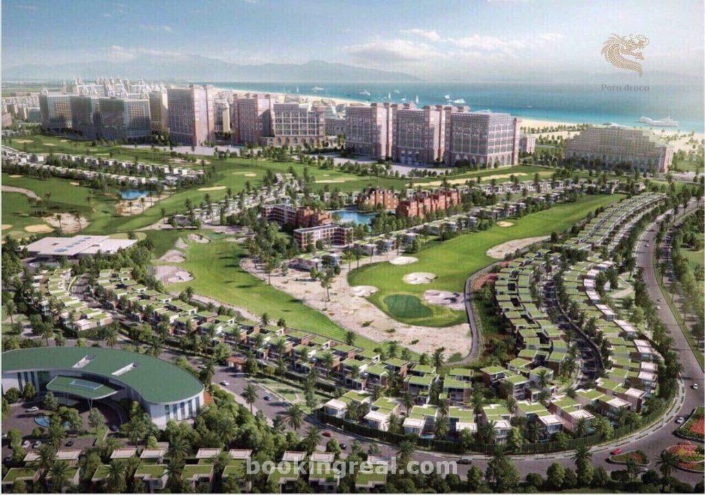 Kn paradise- tổng thể 92 villa wyndham grande