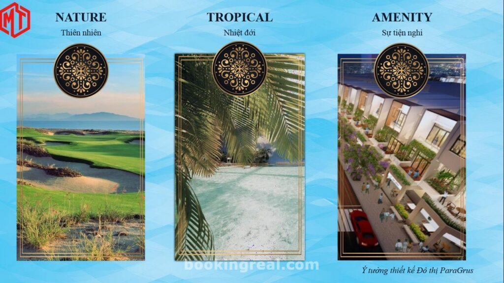 Thiết kế hài hòa giữ kiến trúc, lối sống hiện đại và thiên nhiên
