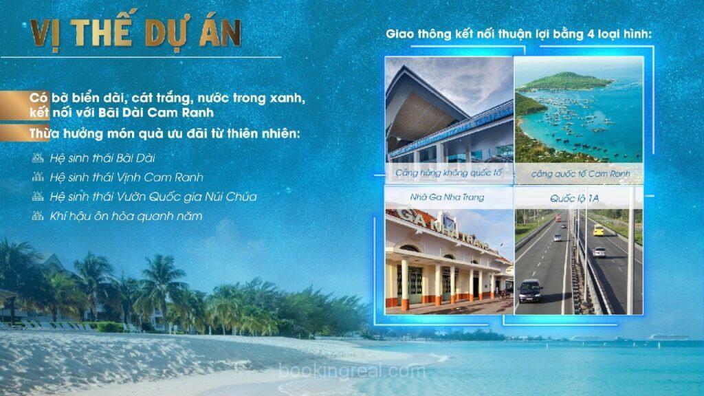 Vị thế dự án kn paradise